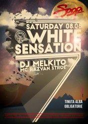 White Sensation @ Saga | Brașov