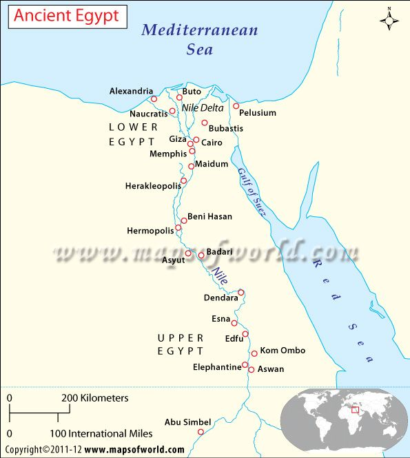 Best Ancient Egypt Nubia Images On Pinterest Ancient Egypt - Map of ancient egypt historical sites