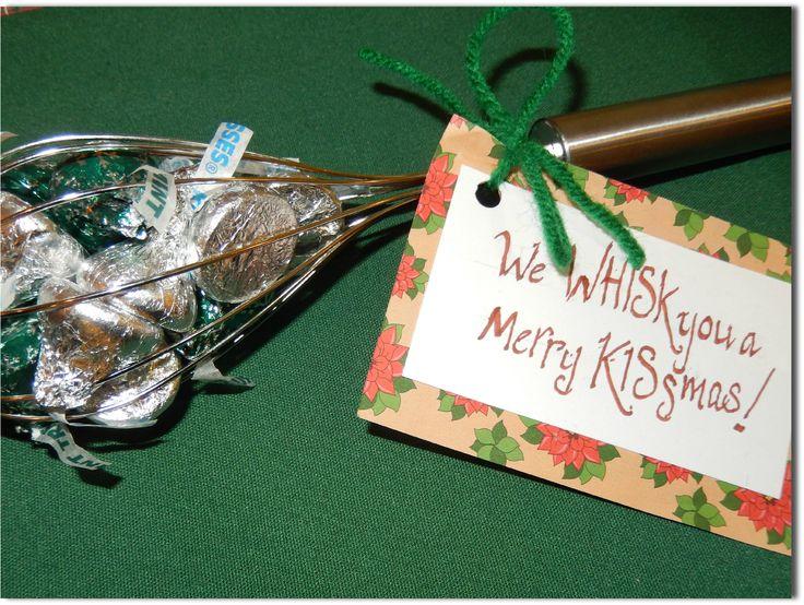We Whisk you a Merry Kissmas!