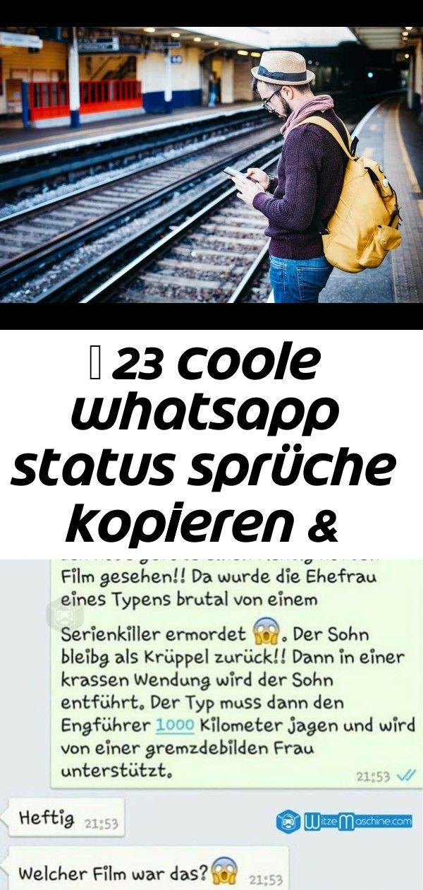 Hier Liefere Ich 22 Coole Whatsapp Status Sprüche Nur Für