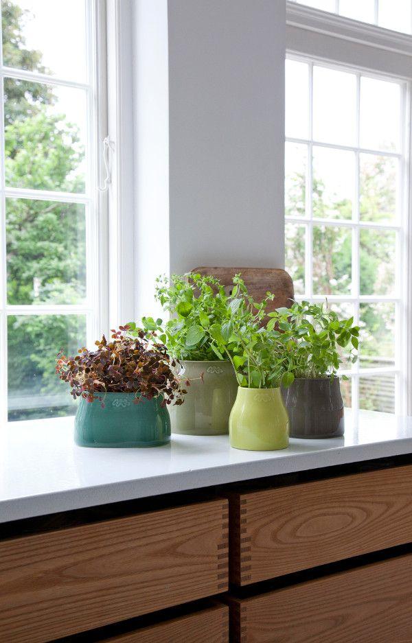 Botanica kähler vase