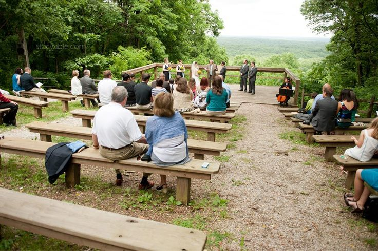 Brown County Nature Center Weddings