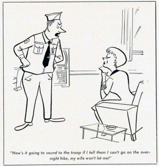 Cartoon-1961-Wife