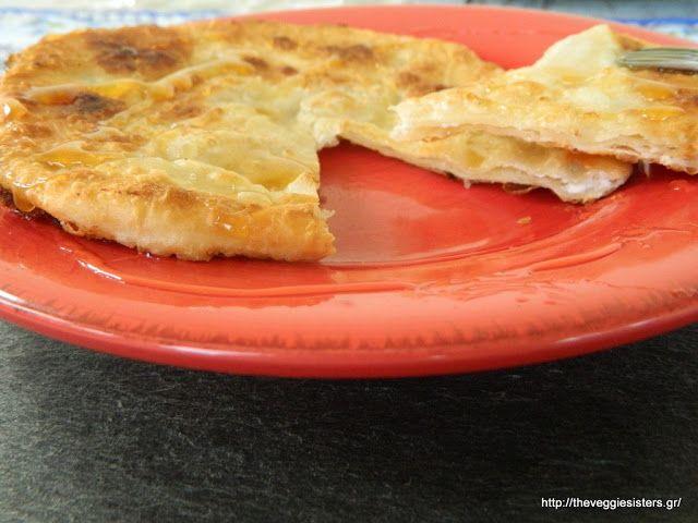 Πεντανόστιμες Σφακιανές Πίτες με άρωμα Κρήτης..