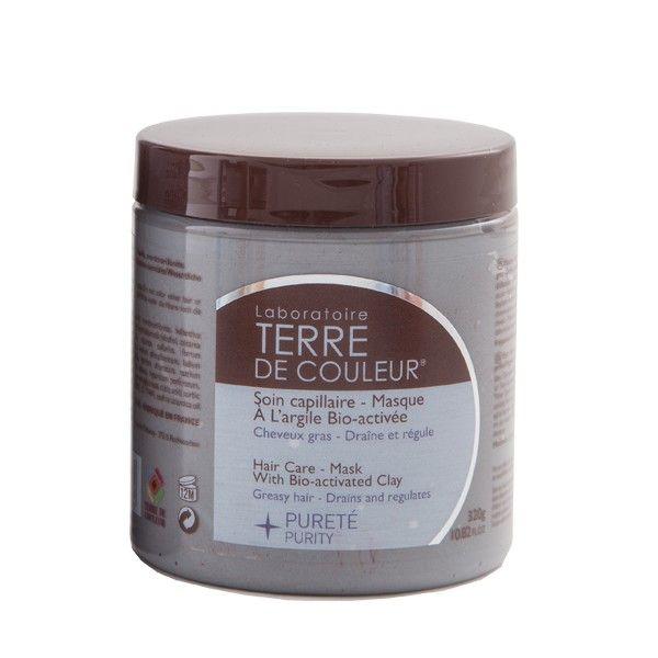 Masque Pureté (cheveux gras)