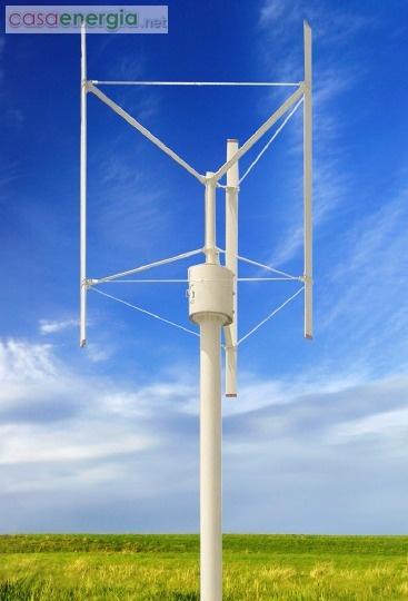 Turbina Eolica VAWT 20kW - HPD