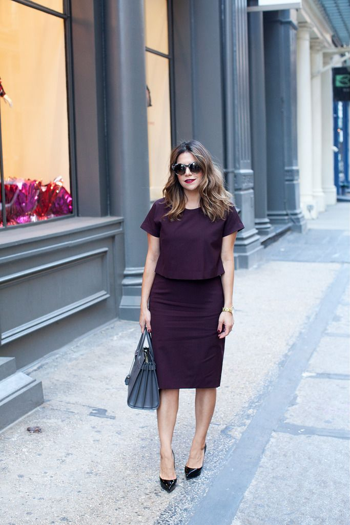 The Corporate Catwalk What to Wear to Work | Structured Dress - The Corporate Catwalk