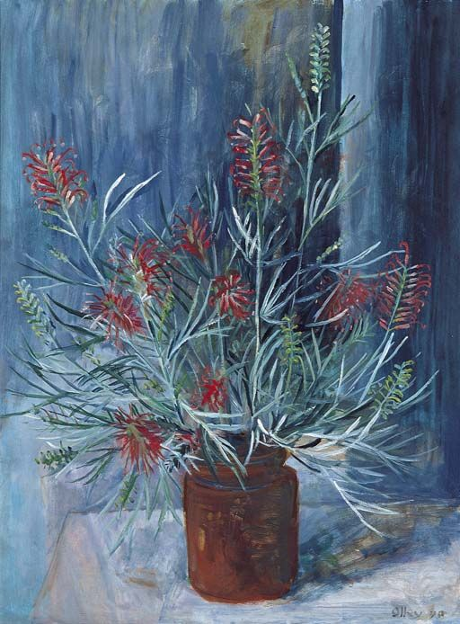Grevillea, Margret Olley