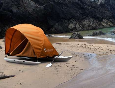 56 Cool Camping Shelters