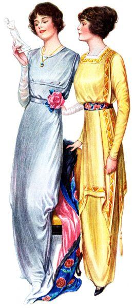 Edwardian Dresses - Image 2 - big selection public domain mages
