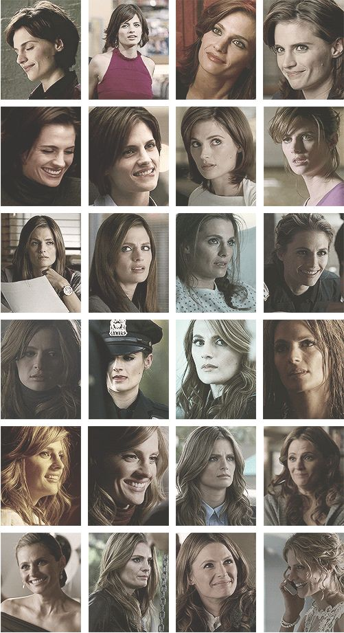 Beckett over the years