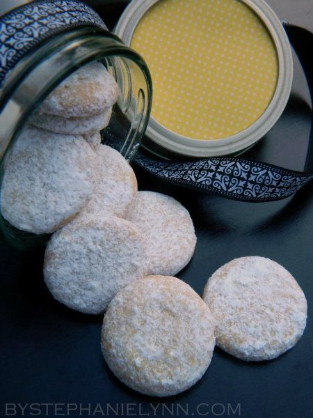 Under The Table and Dreaming: Sunshine Lemon Coolers Cookie Recipe
