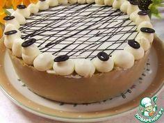 """Торт """"Ирландский кофе"""" - кулинарный рецепт"""