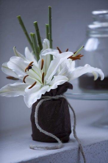 Segnaposto floreale - Un segnaposto all'insegna dei fiori