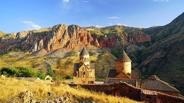 Kloster i Yeghegnadzor – Armenien – #Armenien #klo…