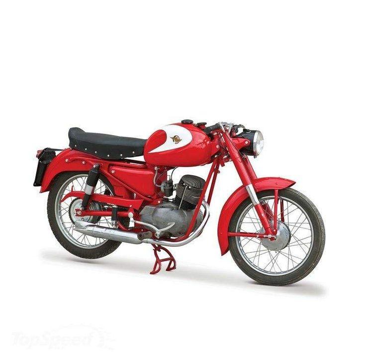 Ducati 125 Sport 1955-60