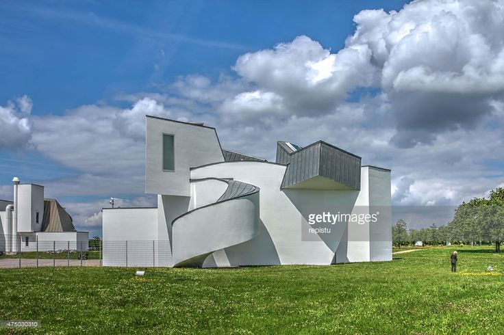 Stock Photo : Vitra Museum, Germany