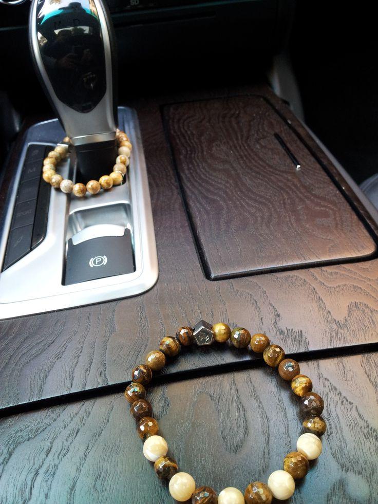 bracciali uomo e auto. Bespoke & Maserati ...che dire