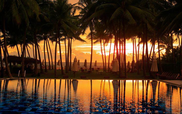 ¿Te gustan las playas paradisiacas?, pues te traemos de nuevo las fotografías de Wadduwa, en Sri Lanka, un auténtico paraíso para los sentidos...