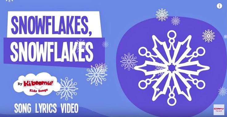 Snowflakes Snowflakes Song Lyrics | Winter Song for Kids | Snowflakes Fa...