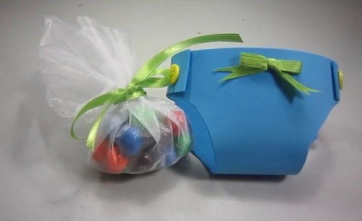 3 preciosas ideas para hacer recuerdos para baby shower | Aprender manualidades es facilisimo.com