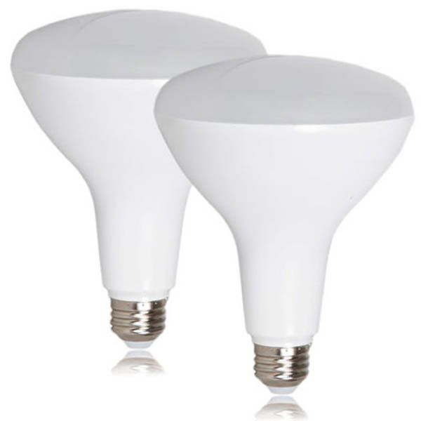 Dimmable LED Light Bulbs - Warm u0026 Neutral WhiteTwo Pack Replaces standard incandescent 75 watt Track or Recessed Bulb Dimmable looks like a traditional ...  sc 1 st  Pinterest & 230 best Maxxima Home LED Lighting images on Pinterest | Lighting ... azcodes.com