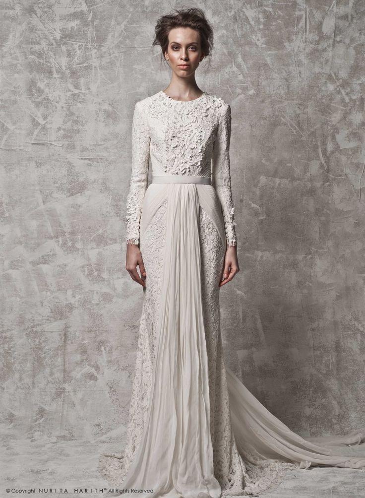 NURITA HARITH Bridal 2014