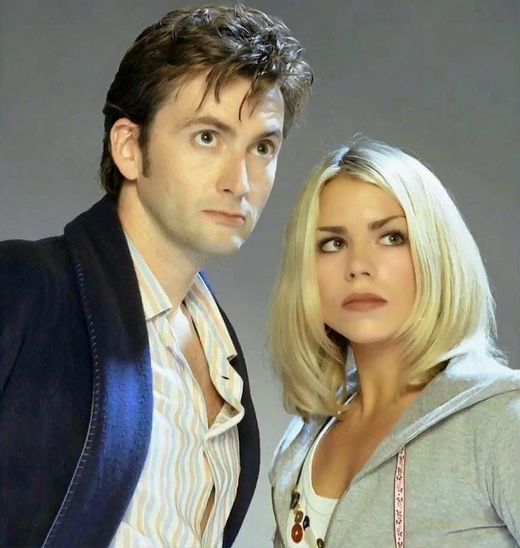 "David Tennant News From www.david-tennant.com: Billie Piper: ""I Would Love To Work With David Tennant Again"""