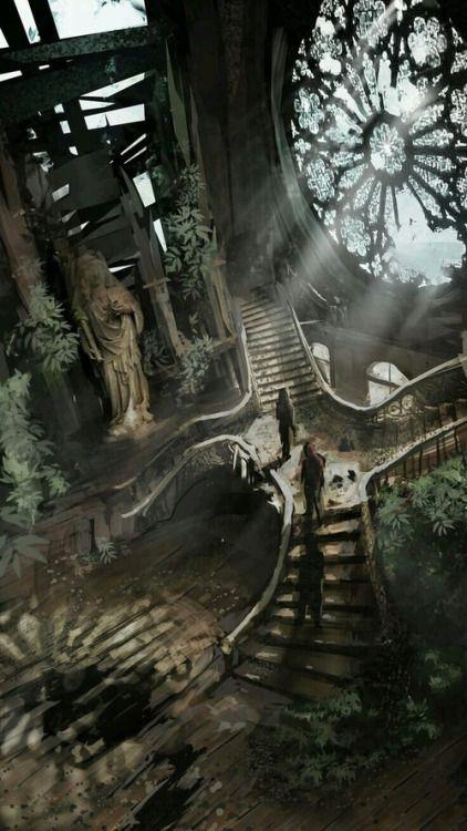 Abandoned home en We Heart It - https://bnc.lt/l/4UyNsY-_F-