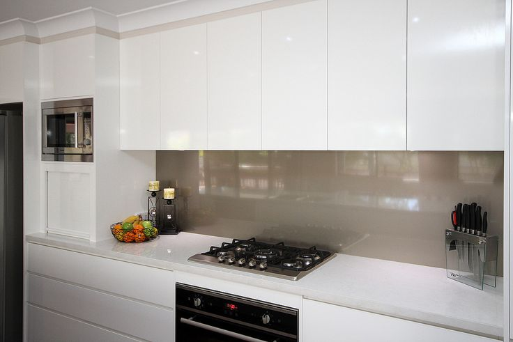 Laminex Metaline Splashback