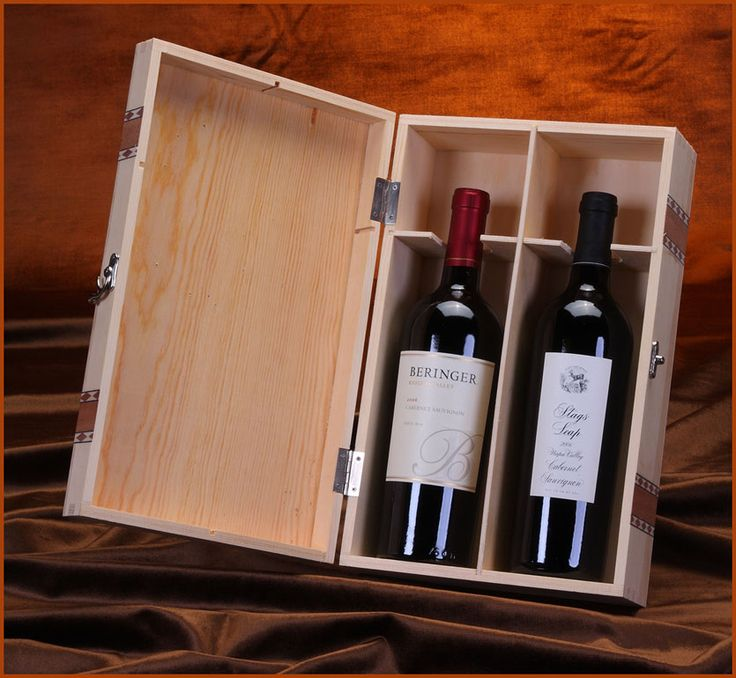 wood wine gift boxes Google Search