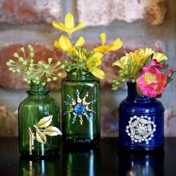 28++ Decorating with bottles and jars ideas