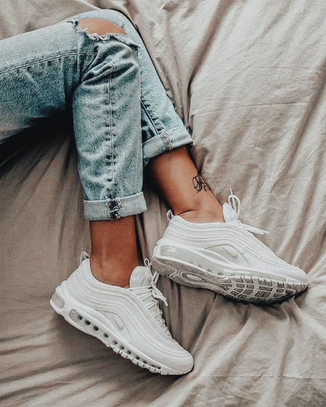 Air Max 97 Outfit Image By Eduarda On Shoesss In 2020 Nike Air Max 97 Fashion