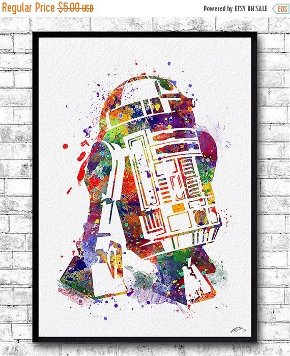 ON SALE 20 % Rabatt sofort Digital Download Star Wars von ArtsPrint                                                                                                                                                                                 Mehr