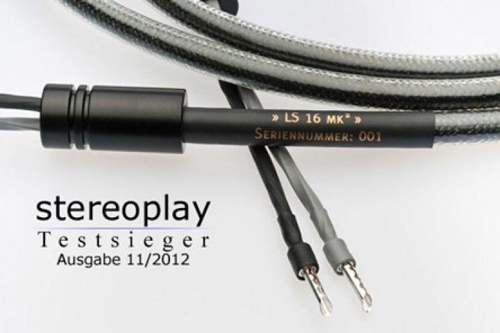 Silent Wire LS16 mk2 Lautsprecherkabel kaufen | SG AKUSTIK HiFi Shop