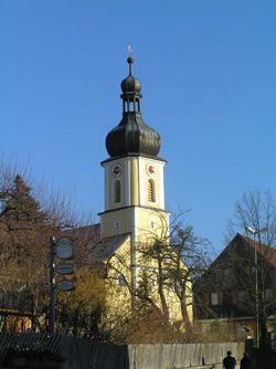 Neukirchen beim Heiligen Blut-Rittsteig, Expositurkirche St. Anna (Cham) BY DE