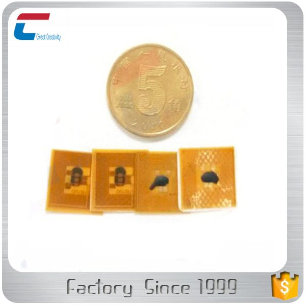 NTAG 203 12*12mm Micro Small RFID Tag FPC NFC Tag Inlay