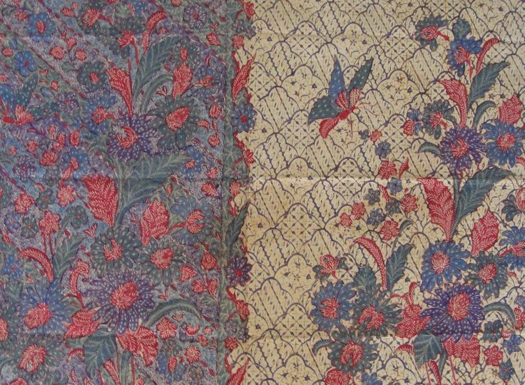 Batik Pekalongan, Central Java