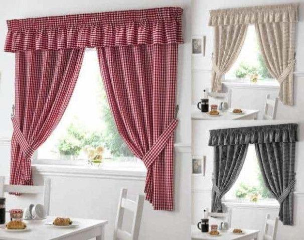 23 Tipos de cortinas para ventanas