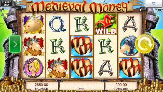 Medieval Money Slot Review | IGT