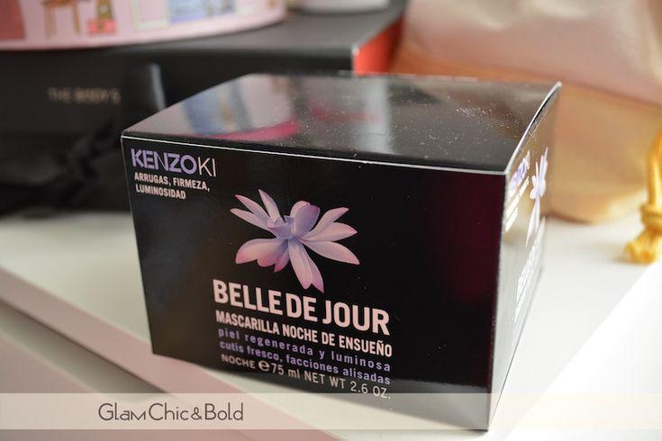 La nuova Dream Night Mask Belle De Jour Kenzoki