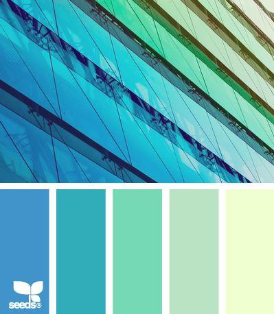 Sitio para buscar paletas de colores.  Building spectrum