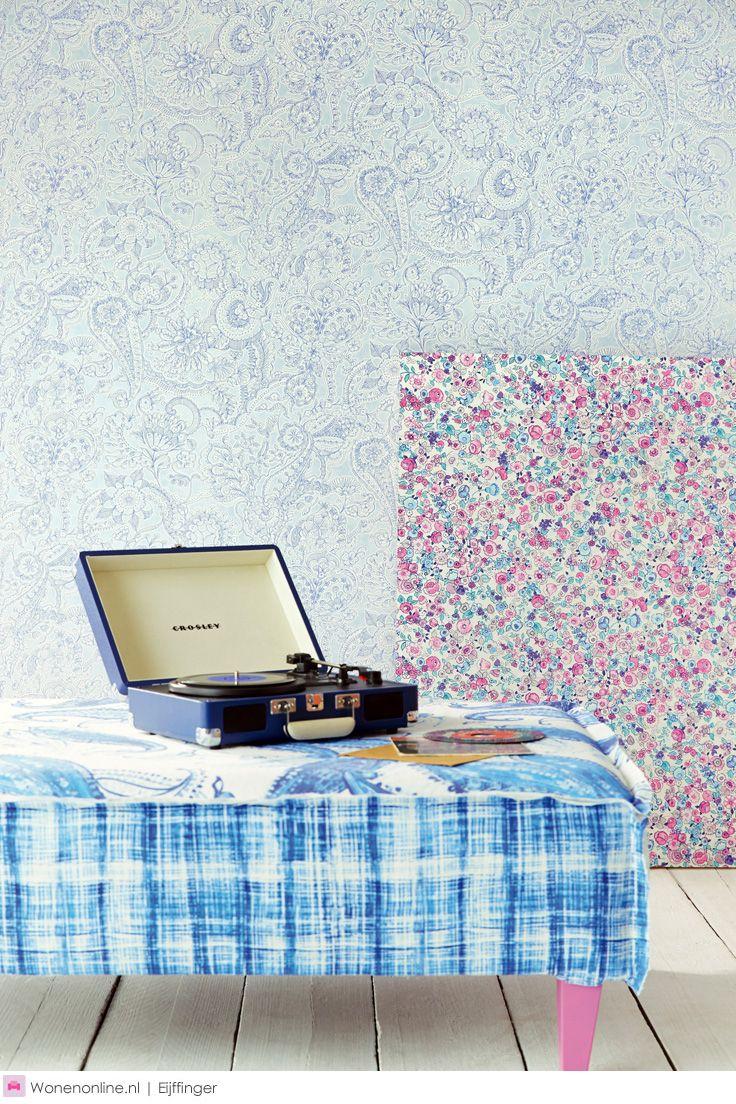 Eijffinger Raval #behang #interieur #wallcoverings #wallpaper #inspiration #home #deco #wonen