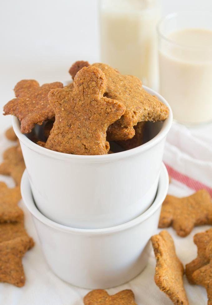 Vegetariancook: Веганское имбирное печенье к Рождеству и Новому году