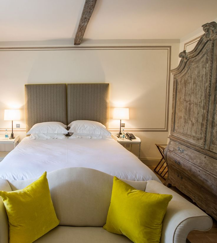 Boutique Hotel Bedrooms at Thyme