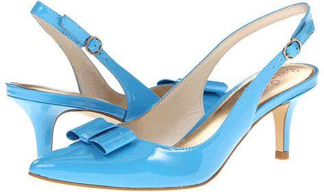 Lilly Pulitzer Kat Kitten Heel on shopstyle.com
