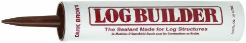 Sashco 45143 Log Builder Chinking, 29-Ounce Cartridge, Tan, 2015 Amazon Top Rated Adhesive Caulk #HomeImprovement
