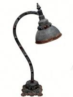 Bordslampa Old Iron - Lampor - shabby chic, lantlig inredning, lantlig stil, lantstil,fransk lantlig inredning, industristil, house doctor, madam stoltz, present, inredning, trädgård, fågelbur