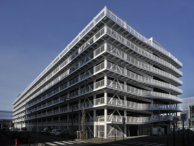 Gallery - Car Park In Nantes / Barto+Barto Architects - 1