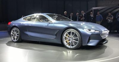 2018 BMW 8-Series Styling